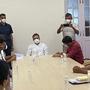 Kanhaiya Kumar and Jignesh Mevani joined the Congress party on Tuesday.