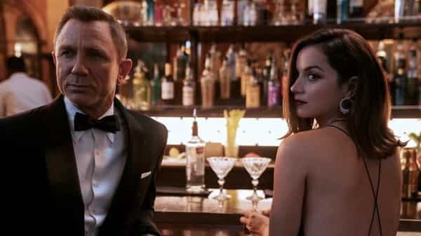 James Bond film No Time to Die will have simultaneous release globally and in India, (Photo: Twitter @007)