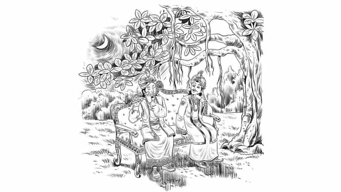 Thakurmar Jhuli (1907) is an anthology of fantastical stories loved by generations of Bengali children.