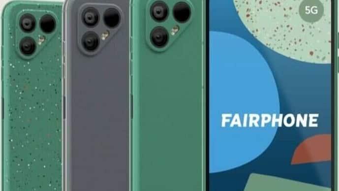 The Fairphone 4