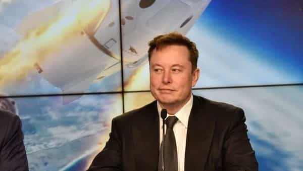 In February this year, when Elon Musk announced that Tesla bought bitcoins worth $1.5 billion, the cryptos rose by 20 percent in one day. (REUTERS)