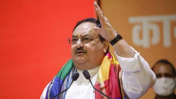BJP National President JP Nadda (PTI)