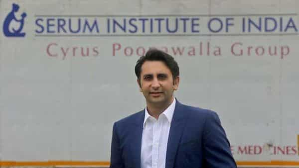 Adar Poonawalla, chief executive officer of Serum Institute of India. (File photo) (HT)