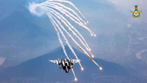 Indian Air Force (IAF) Day 2021