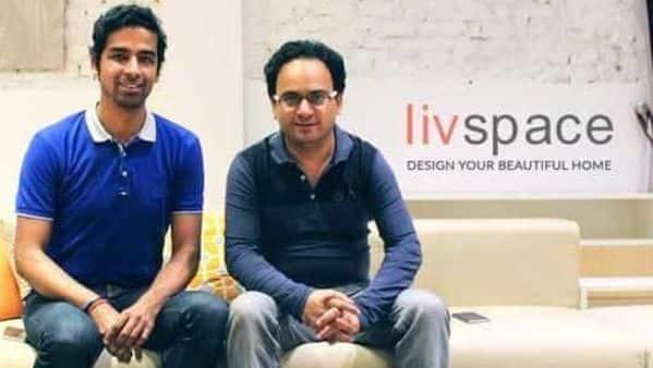 Anuj Srivastava (left) and Ramakant Sharma, co-founders of Livspace.
