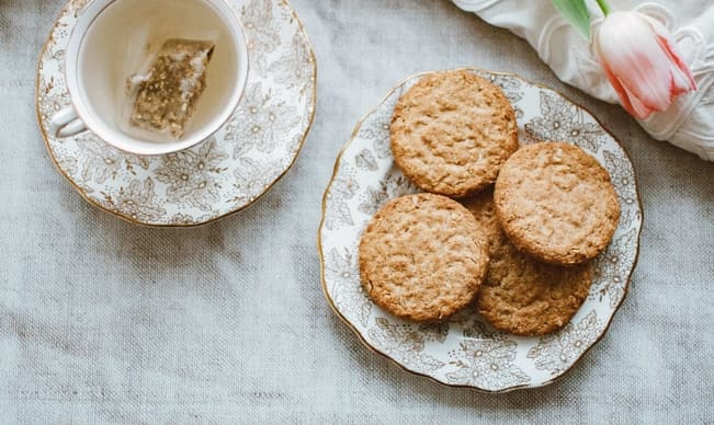 The less you mix the dough, the more positive vibes your biscuits will have, says chef Christina Tosi. (Lisa, Pexels)