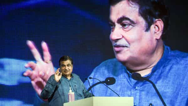 Union Minister of Road Transport and Highways Nitin Gadkari.