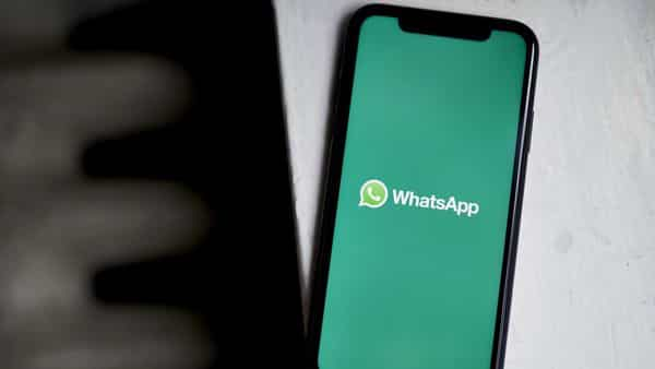 The new WhatsApp feature will work like most voice recorder apps on smartphones. (Bloomberg)