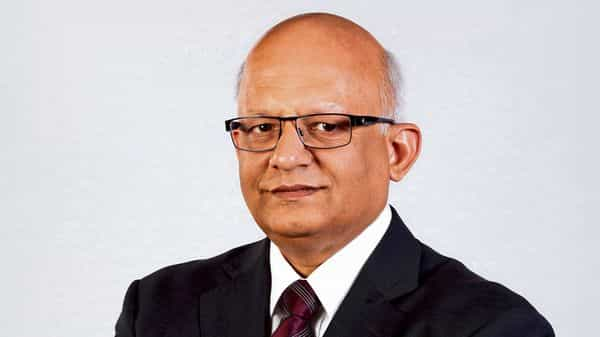 N.G. Subramaniam, chief operating officer of TCS.