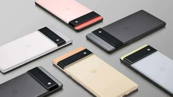 Google will launch the Pixel 6 during an event on October 19.