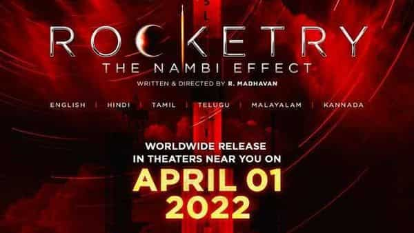 'Rocketry' stars Madhavan in the lead role along with Simran.