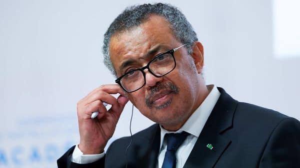 FILE PHOTO: WHO Director-General Tedros Adhanom Ghebreyesus (REUTERS)