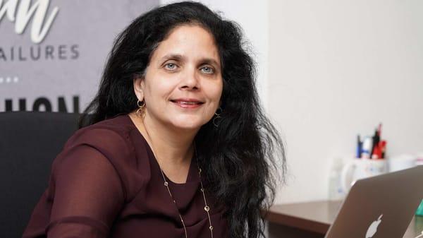 Saroja Yeramilli, founder and chief executive officer, Melorra.