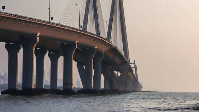 Mumbai is among the world's megacities at highest risk from climate-change related sea-level rise
