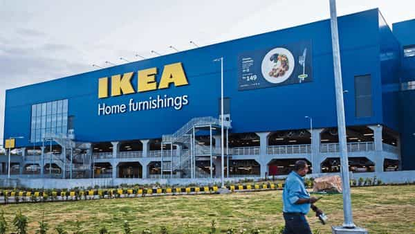 Inter Ikea had record sales in the past fiscal year, recovering from its first decline in the prior 12 months when the pandemic shut stores.
