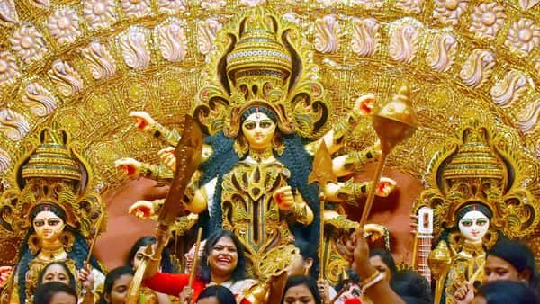 DPCC has ordered that idol immersions during Durga Pooja shall not be allowed in any public places.