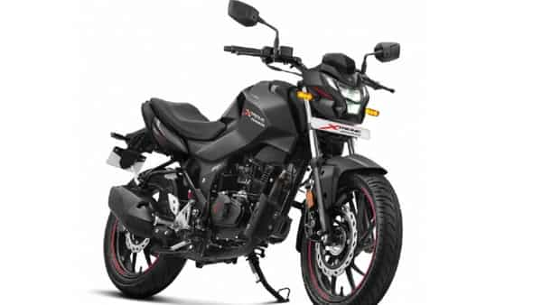 The Hero Xtreme 160R has been introduced in matte black colour