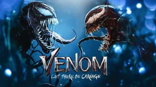 Venom, the second film in Sony's Spider-Man Universe will be available in Hindi, English, Tamil, and Telugu and in 3D, IMAX and 4DX formats. (Photo: Twitter @ManideepTaROCK)