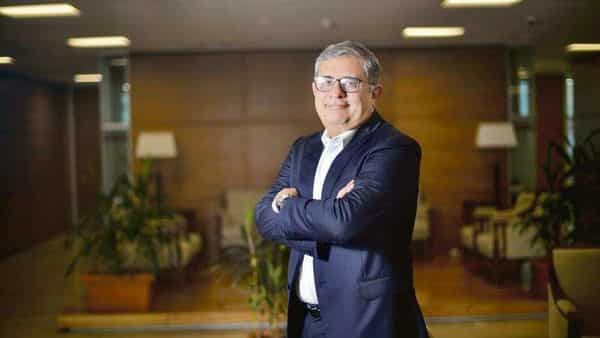 A file photo of Amitabh Chaudhry, managing director and chief executive Axis Bank