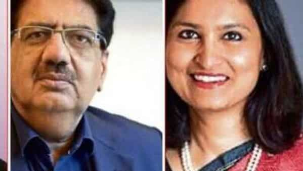 Vineet Nayar, founder, chairperson and CEO, Sampark Foundation, and the former CEO of HCL Technologies; Anjali Bansal, founder of Avaana Capital