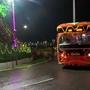 Amit Shah has flagged off 'Go-Go Tourist Buses' in Port Blair. (ANI)