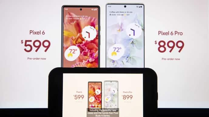 Pixel 6和6 Pro智能手机将于2021年10月19日(周二)在美国纽约举行的虚拟谷歌Pixel秋季发布会上发布。