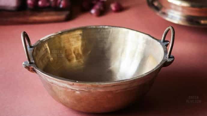 Cooking in traditional cookware is great for your health