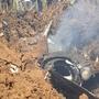 IAF Mirage 2000 aircraft crashed near Madhya Pradesh's Bhind district