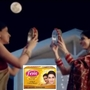 The viral ad shows two young women gleefully preparing for their first Karva Chauth festival, while one is applying bleach on the other's face. (Twitter)