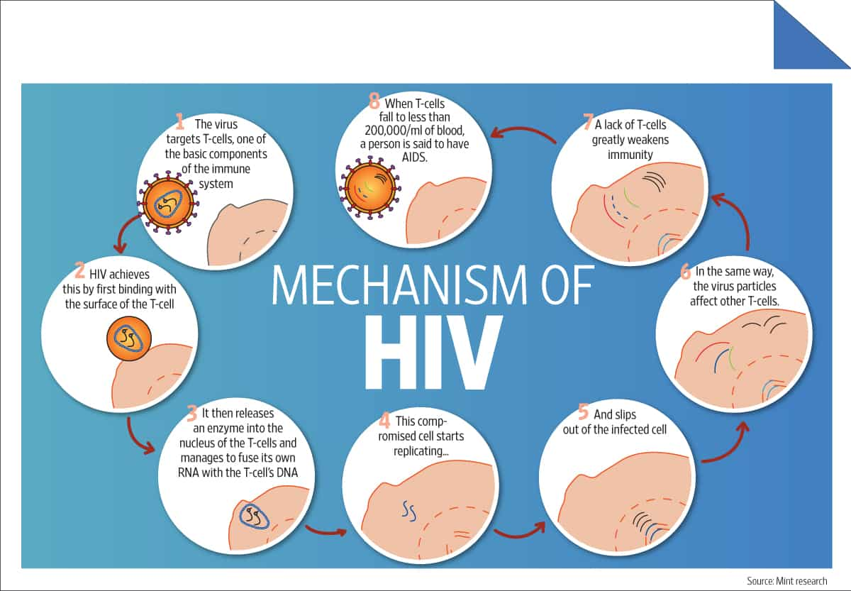 Drug firms shift focus from HIV