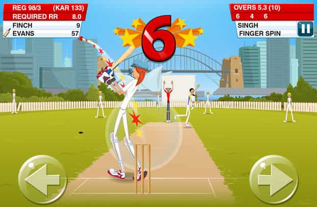 Cricket games for your phone