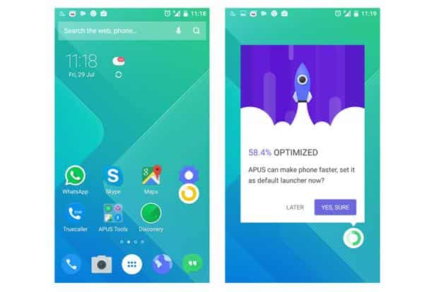 Cool launcher apps to refresh your Android smartphone