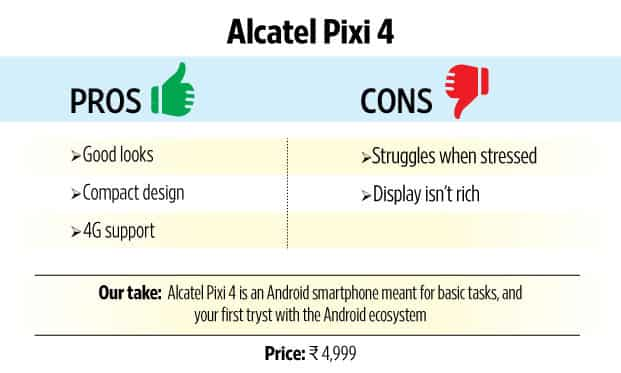 Review: Alcatel Pixi 4 is a refreshing budget smartphone