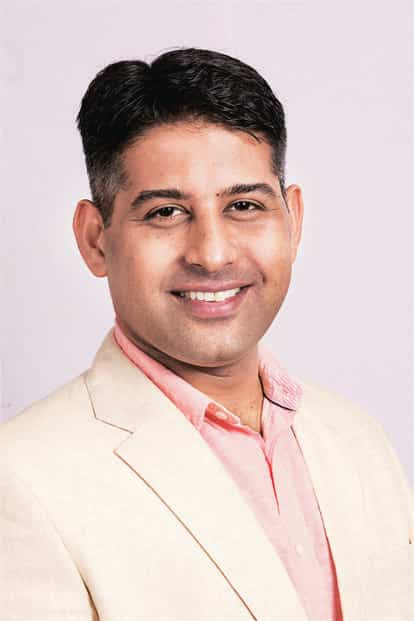 Adarsh Menon, vice-president and head of private labels at Flipkart.