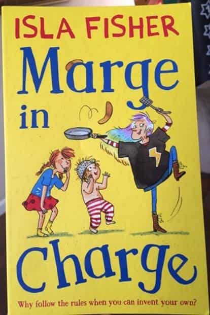 Marge In Charge: By Isla Fisher