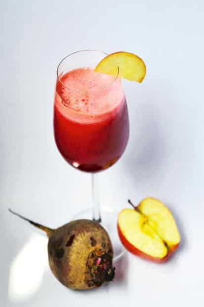 ABC Story (Apple, Beetroot, Celery)