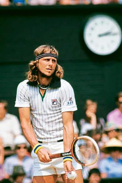 Björn Borg.