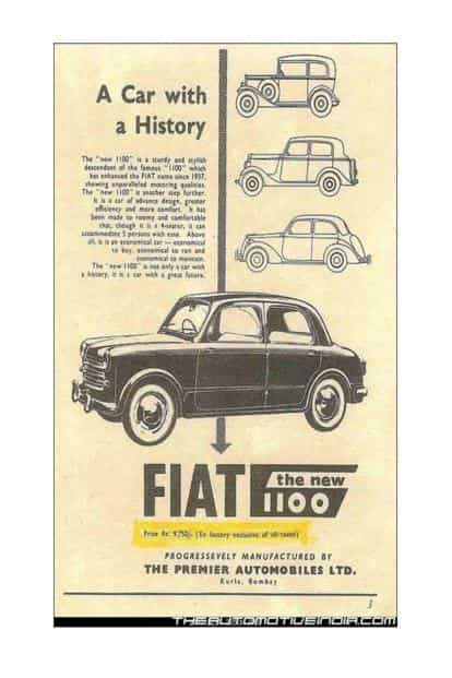 Riding With The Queen Fiat Celebrates 118th Anniversary Next Week