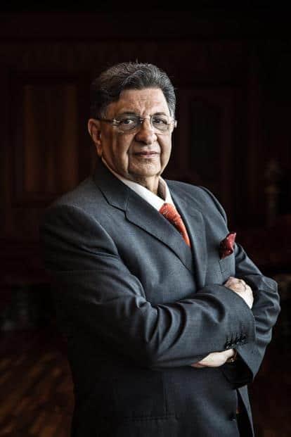 Cyrus Poonawalla. Photo: Bloomberg