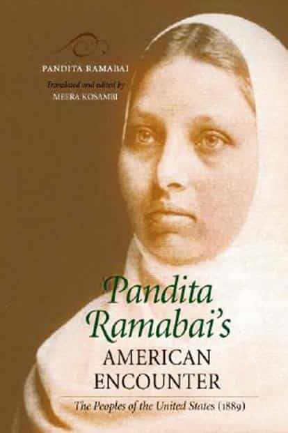 The Peoples Of The United States: By Pandita Ramabai