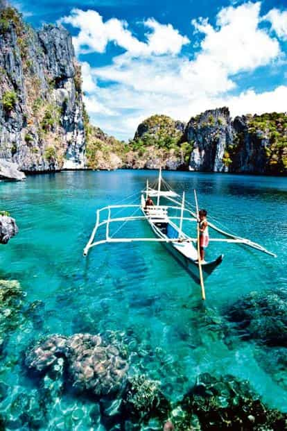 Brother Island, El Nido, Philippines. Photo: iStockphoto