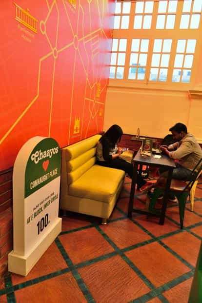 Chaayos has been adding outlets at a rapid pace since its inception in 2012.