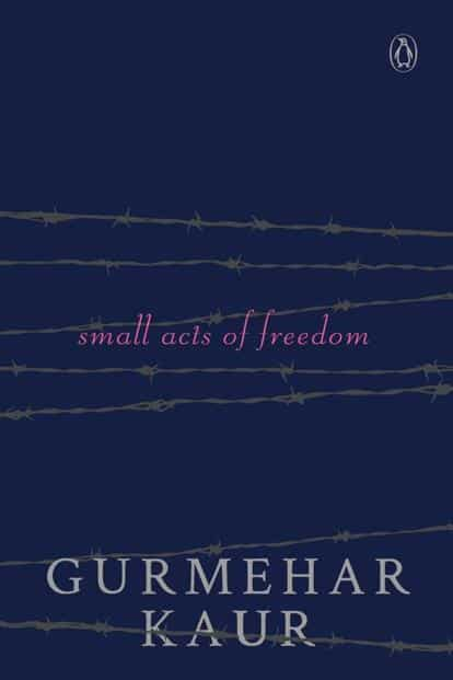 Small Acts Of Freedom, published by Penguin Random House, releases on 16 January.