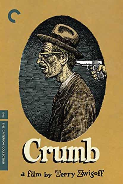 'Crumb' is an intimate portrait of a deeply weird, divisive and singular artist.