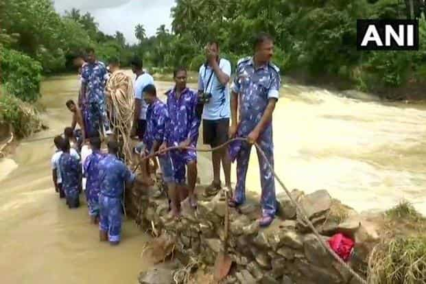 Kerala floods: Death toll rises to 370, 38,000 people rescued, says