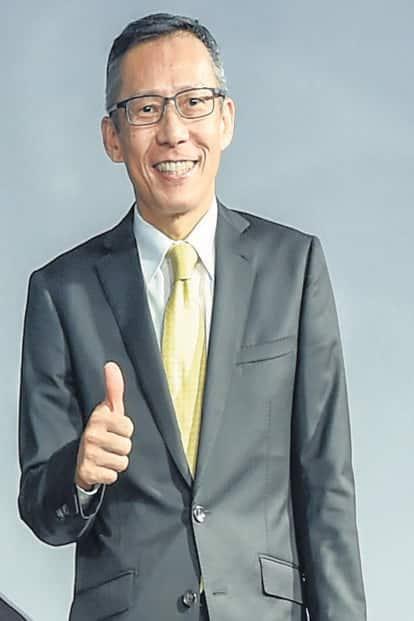 Honda Cars India CEO Gaku Nakanishi.
