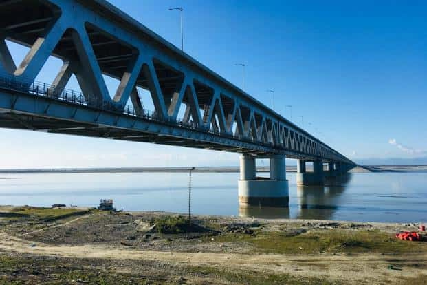 Narendra Modi inaugurates Bogibeel bridge in Assam: 10 things to know