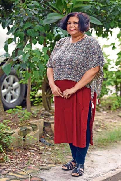 Rikta Phani landed an assignment only after a co-worker recommended her. Photo: Amit Datta/Mint