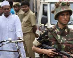 Army deployed in Kolkata to quell riots over Nandigram
