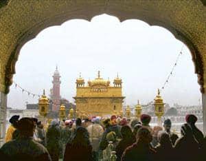 Interstate dispute: The Golden Temple in Amritsar. At present, the Shiromani Gurdwara Prabandhak Committee administers and manages gurdwaras in Punjab, Haryana, Himachal Pradesh and Chandigarh. (PTI)